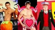 'Glee': Meet the hot guys of the Men of McKinley High cal