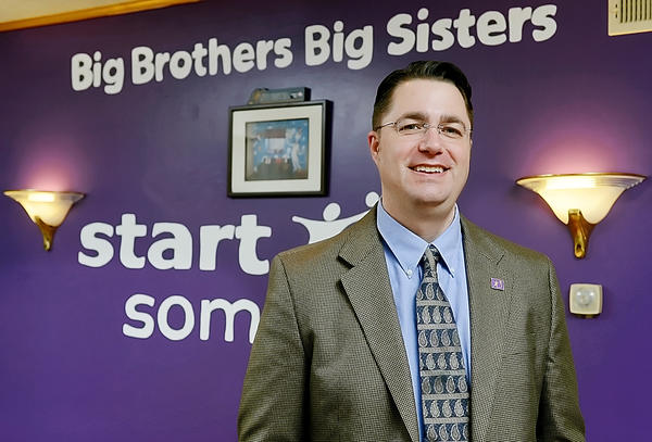 Thomas Kline recently took on the job of chief executive officer of Big Brothers Big Sisters of Washington County, Inc.