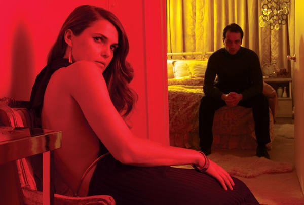 "Keri Russell and Matthew Rhys star in ""The Americans."""