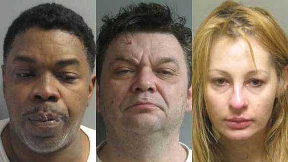 Sex trafficking suspects