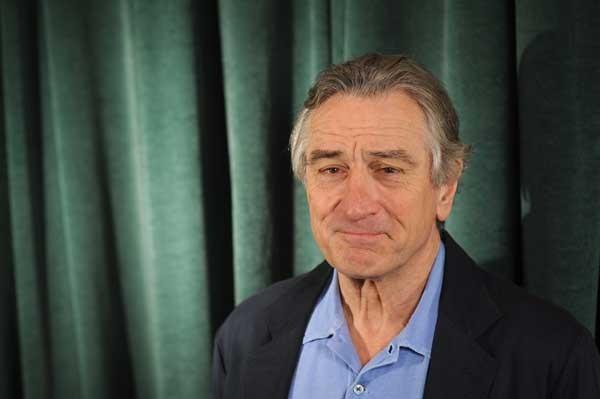 "Robert De Niro will be a guest on ""Katie"""