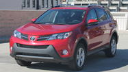 The all-new 2013 RAV4 just rolled through The Times' Test Garage, so here's a quick look at the latest crossover from Toyota. Watch this space for a full review from Highway 1 in the coming weeks.