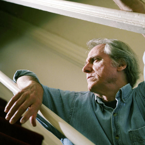 "In his second novel, ""End Zone,"" Don DeLillo, above, focuses his literary attentions on football. "" 'End Zone' is the kind of novel Evelyn Waugh would have written had be been 6-foot-2, weighed 196 without shoulder padding  and had already fumbled football scholarships at Syracuse, Miami, Pennsylvania, East Lansing,"" wrote Los Angeles Times reviewer Nelson Algren. ""DeLillo's wit is so surgical you don't even know an artery has been severed. You don't laugh until you see you're bleeding."""