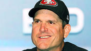 NEW ORLEANS — When Jim Harbaugh felt Chicago's walls closing in on him during his final, fateful season as a Bears quarterback in 1993, he often sought refuge at old Halas Hall in the basement office of Geep Chryst.