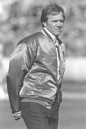 After his Colts career, Raymond Berry turned to coaching, taking the Patriots to the Super Bowl in January 1986.