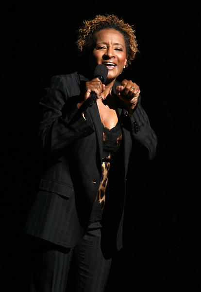 One of the funniest ladies out there, Wanda Sykes, celebrates her 47th.