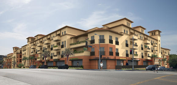 Playa Del Oro West apartments