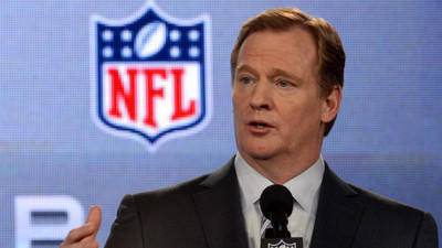 Roger Goodell responds to critics of NFL's discipline