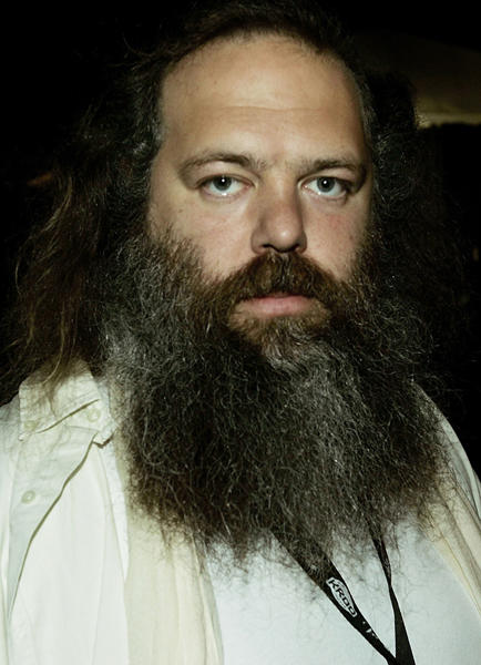 Legendary music producer Rick Rubin turns 49 years-old today.