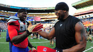 Patrick Willis, Ray Lewis