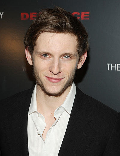 Actor Jamie Bell celebrates his 24th birthday today. (Photo by Stephen Lovekin/Getty Images)
