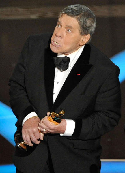 "The nutty professor and ruler of all things telethon, <a class=""taxInlineTagLink"" id=""PECLB003020"" title=""Jerry Lewis"" href=""/topic/entertainment/jerry-lewis-PECLB003020.topic"">Jerry Lewis</a>, is 86 today."