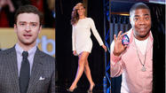 50+ celebrities to spot at the Super Bowl [Pictures]