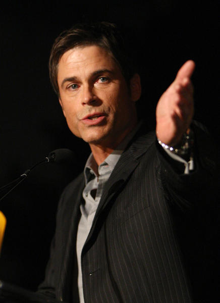 "<a class=""taxInlineTagLink"" id=""PECLB003056"" title=""Rob Lowe"" href=""/topic/entertainment/rob-lowe-PECLB003056.topic"">Rob Lowe</a>, who is too pretty for his own good, celebrates his 48th."