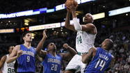 Nelson hurt as Magic fall to Celtics 97-84 and lose 8th in a row