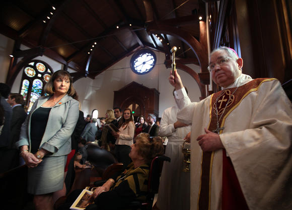 Los Angeles Archbishop Jose H. Gomez