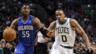 <b>Pictures:</b> Orlando Magic vs. Boston Celtics