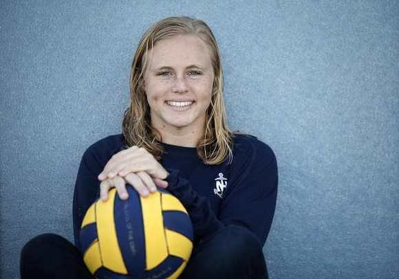 Newport Harbor High senior Carolyn Smith is the Daily Pilot High School Athlete of the Week.