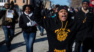 As community members marched in memory of Hadiya Pendleton Friday, officials announced the reward for information in the slaying of the King College Prep sophomore has been increased to $40,000.