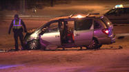 UPDATE: 1 killed in crash at Juniper and Cleveland