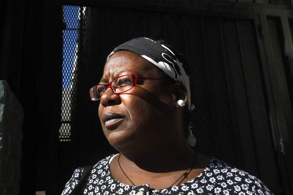 Shirley Ree Smith, shown in 2010, had her sentence commuted by Gov. Jerry Brown. She'd been convicted in 1997 in her grandson's death, but was freed in 2006 after an appeals court ruling. But a U.S. Supreme Court ruling in 2011 made it likely she would be imprisoned again.
