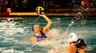 Corona del Mar High senior Ally McCormick scored three goals against Los Alamitos.