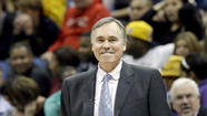 Trying to figure out Lakers Coach Mike D'Antoni's dance card