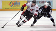 The Aberdeen Wings held off a late rally from Coulee Region to earn a 6-5 North American Hockey League victory and snap an 18-game losing streak Friday at the Odde Ice Center.