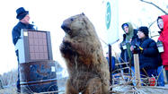 Schnecksville groundhog Yahdee makes prediction