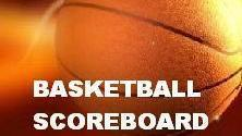 Friday Night Basketball Scoreboard