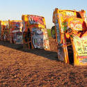 3. Pit Stop: Cadillac Ranch, Amarillo, Texas