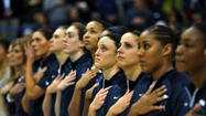 Pictures: UConn Women Defeat Villanova
