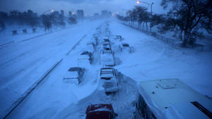 Photos: Blizzard of 2011