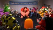 "Disney's ""Wreck-It Ralph"" was named best animated film of 2012 at the 40th Annie Awards on Saturday evening at UCLA's Royce Hall."