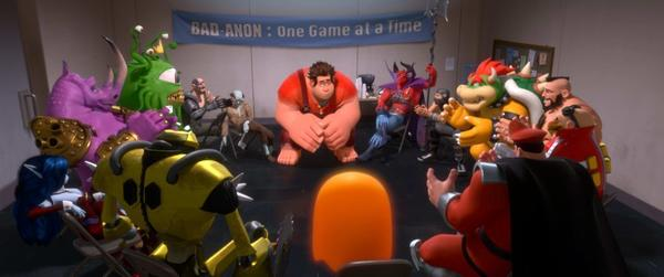 """Wreck-It Ralph"" won the Annie Award for best animated feature film Saturday evening."