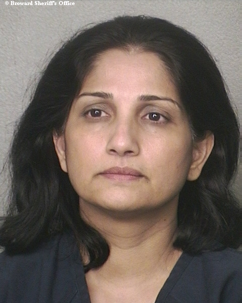 Indra Seepaul Sankar, 42, of Sunrise and Coral Springs, pleaded guilty to a federal charge of illegally obtaining U.S. citizenship. She was sentenced to one year and one month in federal prison and her citizenship was revoked.
