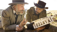 Oscar Watch: 'Django Unchained""