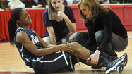 Banks Injured; Teams Awaits Diagnosis