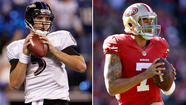 Super Bowl 2013: 49ers-Ravens QB matchup is run vs. gun