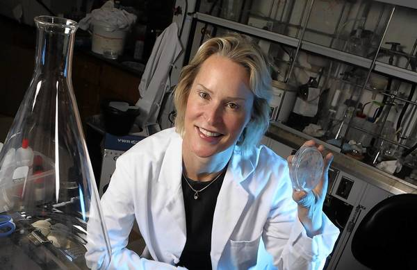 Caltech scientist Frances Arnold was one of 23 scientists and innovators honored at a White House ceremony. The chemical engineer and biochemist was recognized for her pioneering research in biofuels and chemicals that could replace fuel known for generating pollution.