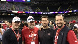 Webster native is 49ers' athletic trainer