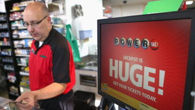 Powerball jackpot passes $200M; Lotto up to $13M