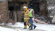 Fatal fire in Huntley
