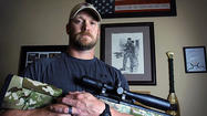 Texas police hold suspect in fatal shooting of ex-SEAL Chris Kyle