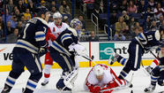 Detroit Red Wings vs. Columbus Blue Jackets