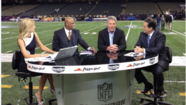 NFL Network outstanding in pre-game Super-Bowl show
