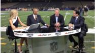 NFL Network'sSuper Bowl pre-game show