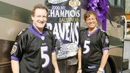 Ravens fans' road trip to Super Bowl includes the comforts of home
