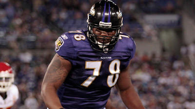 All regular Ravens starters are active for Super Bowl