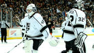 The conversation with Kings Coach Darryl Sutter bounced around to several non-hockey-related topics -- even sports movies -- before it wandered back to the business at hand Sunday.